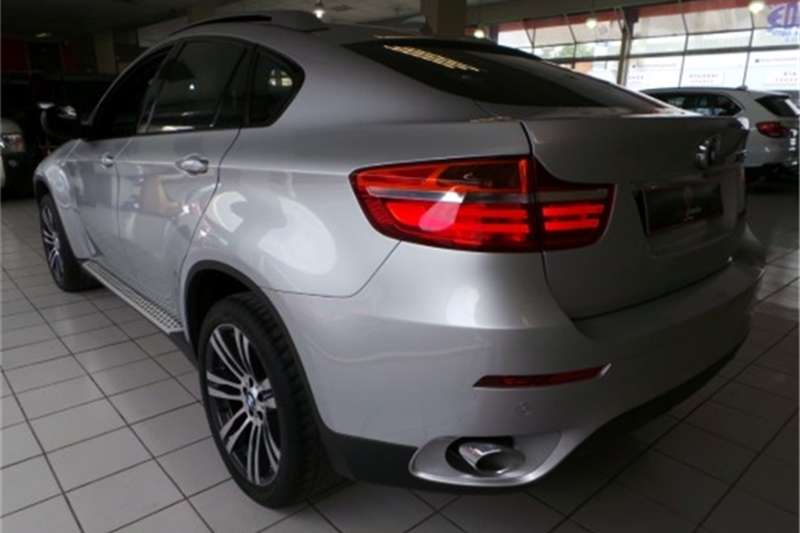 BMW X Series SUV X6 xDrive40d 2012