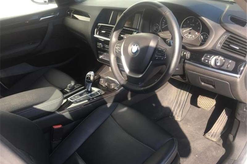 BMW X Series SUV xDrive20d xLine 2015