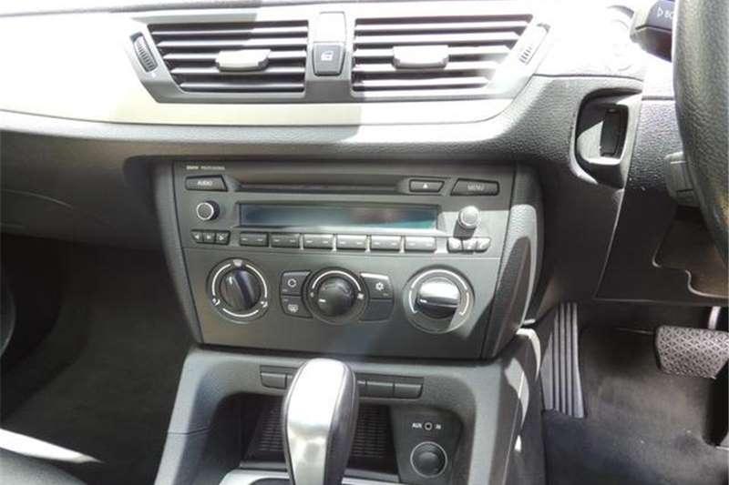 BMW X1 sDrive18i auto 2010