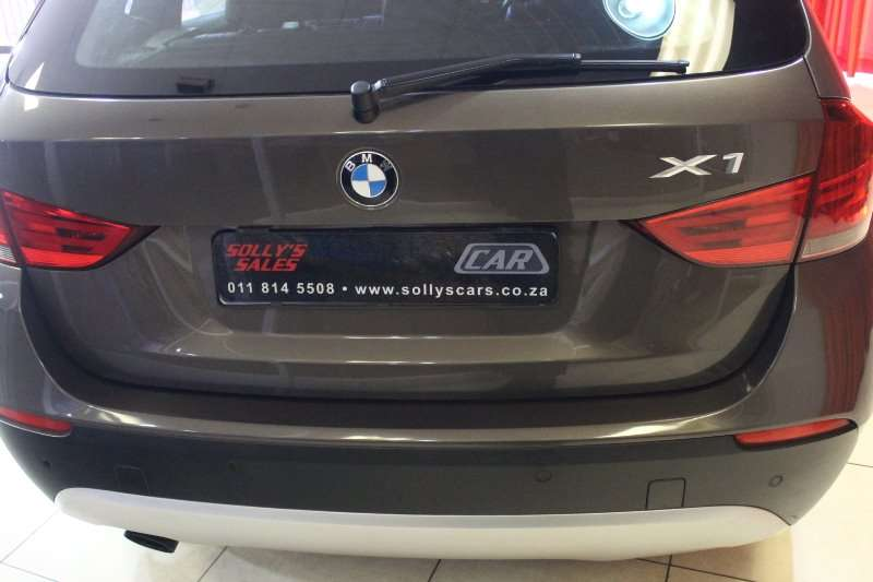 BMW X1 sDrive20d auto 2012