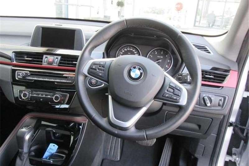 BMW X1 sDrive20d Sport Line Auto 2017