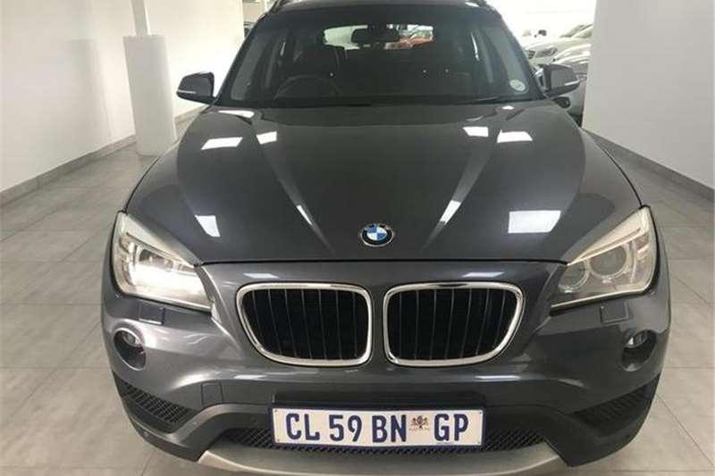 BMW X1 sDrive20i auto 2013