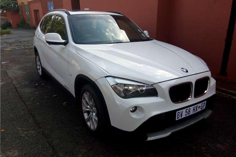 BMW X1 X1 sDrive20d auto 2012