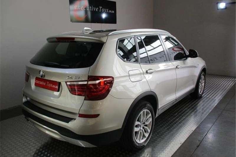 BMW X3 xDrive20d 2014