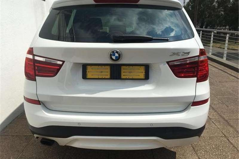 BMW X3 xDrive20d Auto 2016