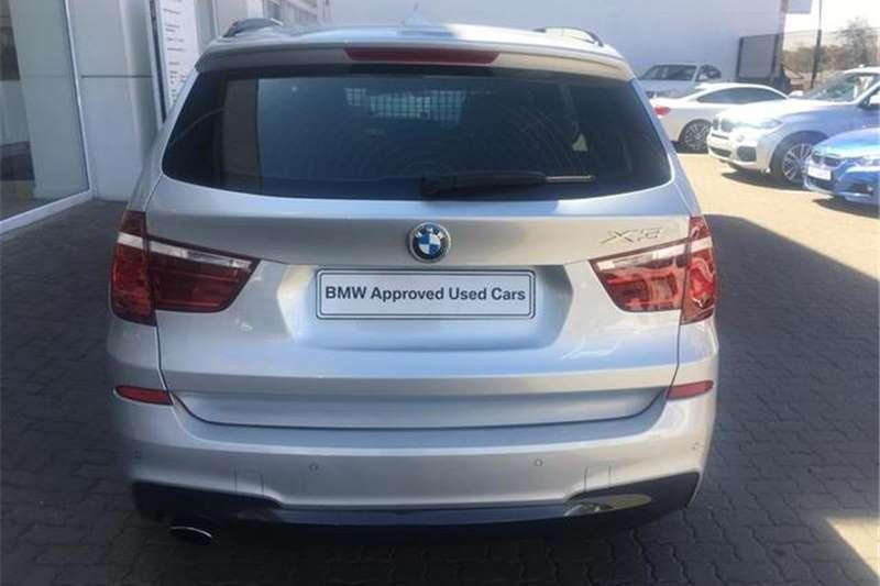 BMW X3 xDrive20d M Sport 2014