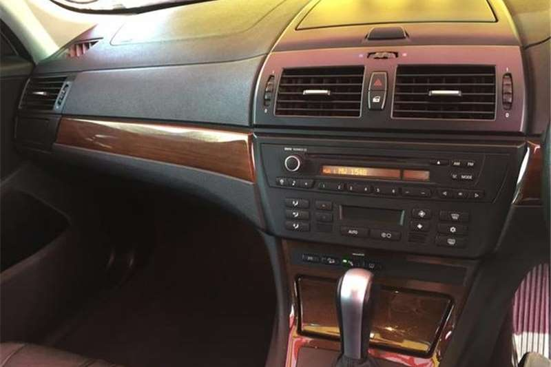 BMW X3 xDrive30d 2010