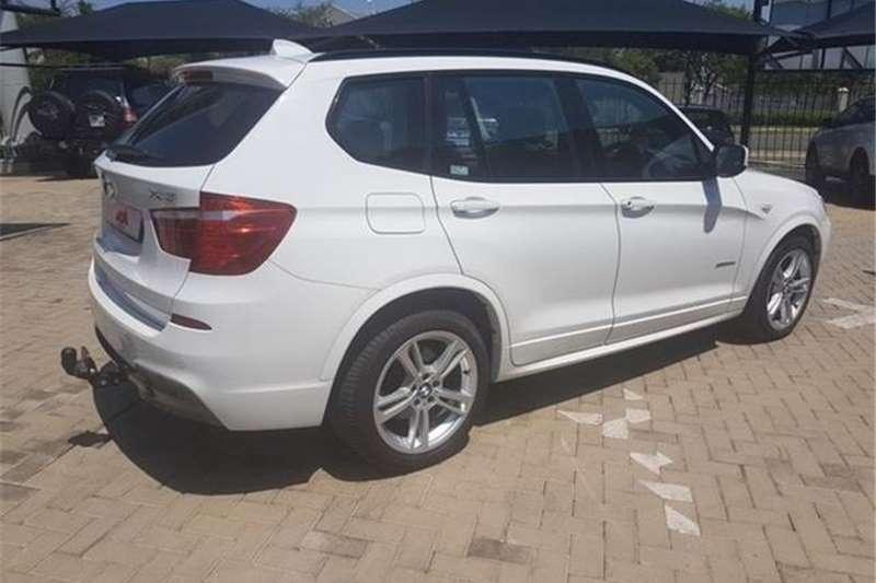 BMW X3 xDrive30d M Sport 2013