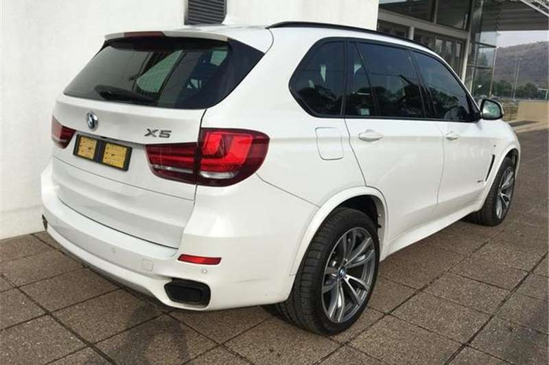 BMW X5 xDrive25d M Sport 2016