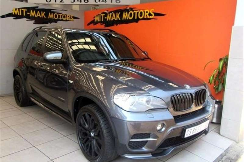BMW X5 xDrive30d Dynamic 2013