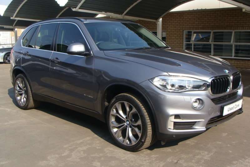 BMW X5 XDrive30d Exterior Design Pure Experience 7 Seater 2014