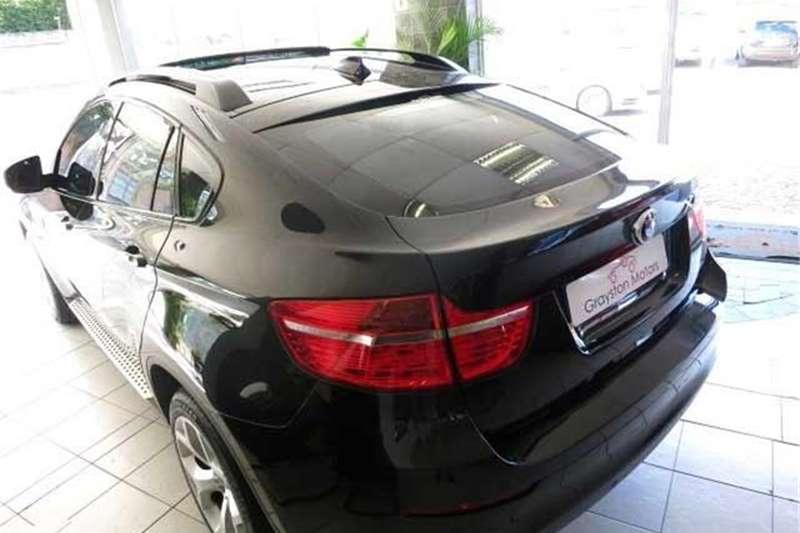 BMW X6 xDrive40d 2011