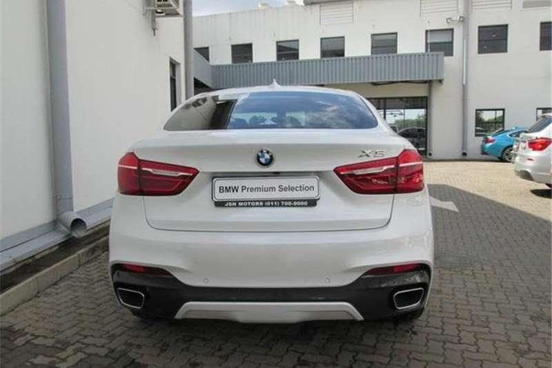BMW X6 xDrive40d M Sport 2017