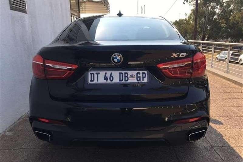 BMW X6 xDrive50i M Sport 2015
