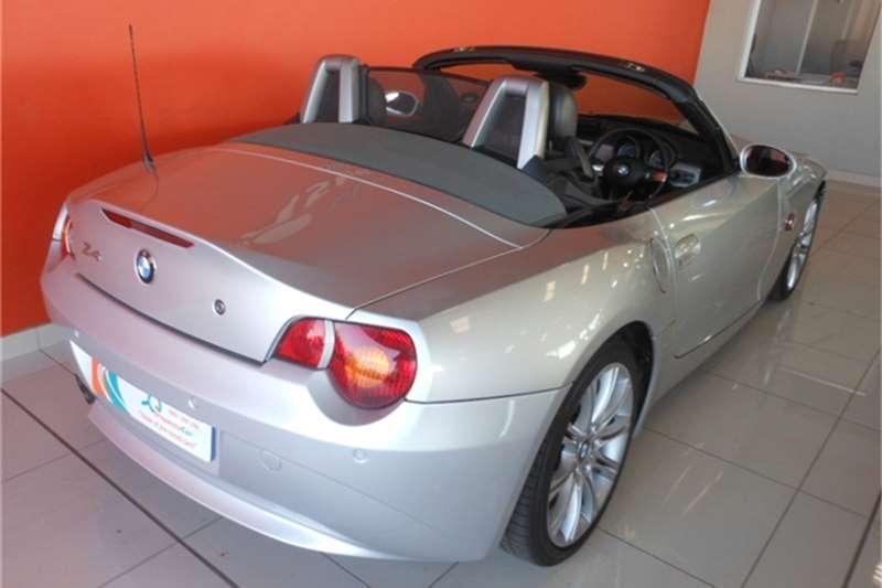 BMW Z4 3.0i steptronic 2003
