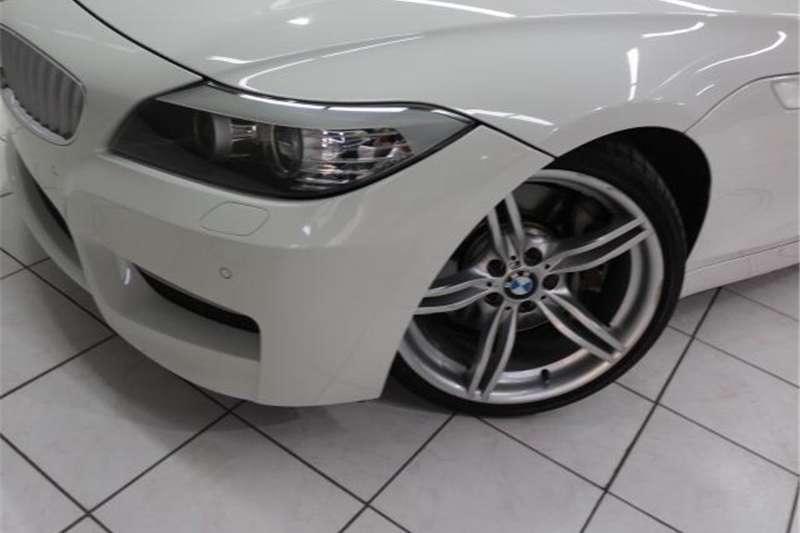 BMW Z4 sDrive35i auto 2012