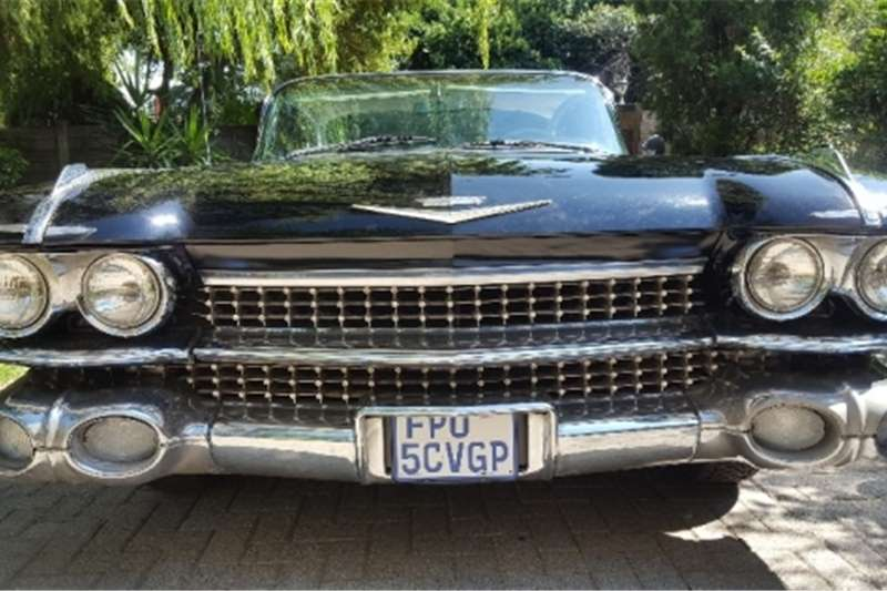 1959 cadillac de ville cars for sale in gauteng r 1 200 000 on auto mart. Black Bedroom Furniture Sets. Home Design Ideas