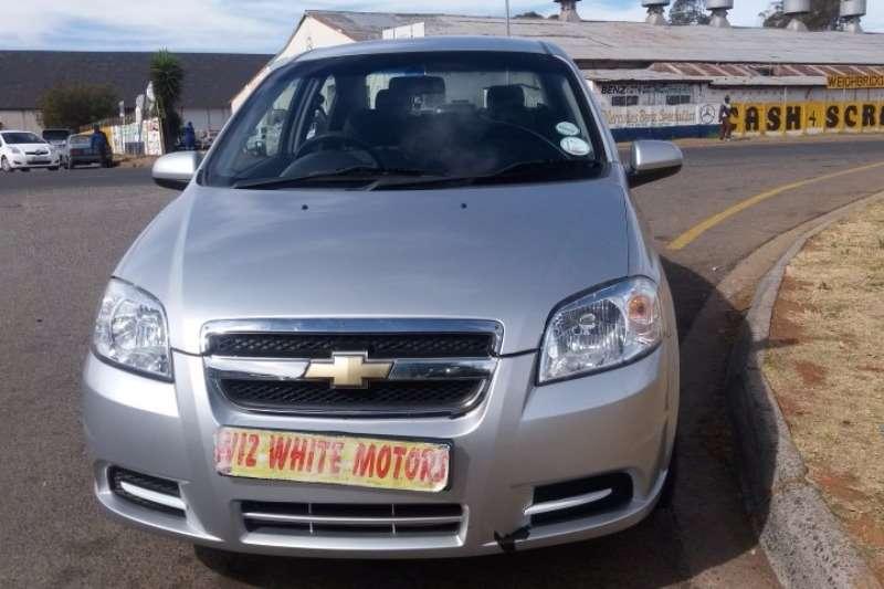 Chevrolet Aveo 1.5 LS 2006