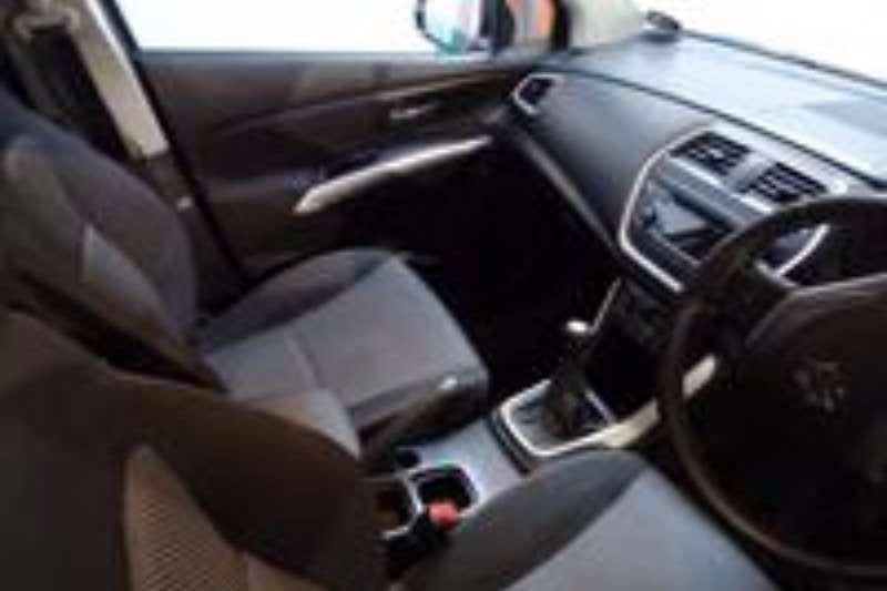 Chevrolet Aveo 1.6 LS sedan 2014