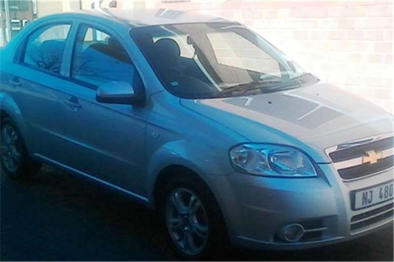 Chevrolet Aveo 1.6 LS sedan automatic 2015
