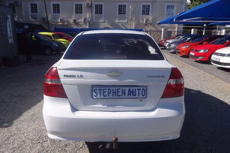 Chevrolet Aveo 1.6 LT sedan 2011