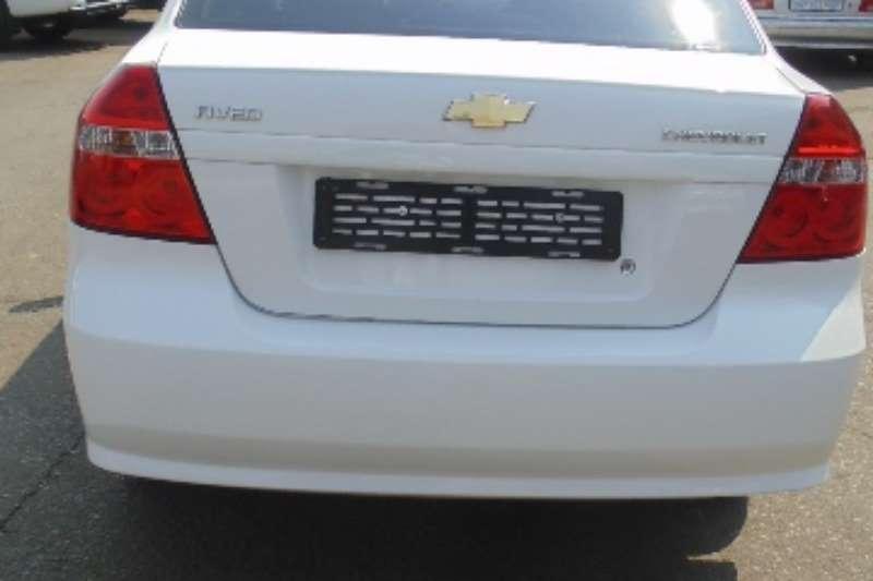 Chevrolet Aveo sedan 1.6 L 2012