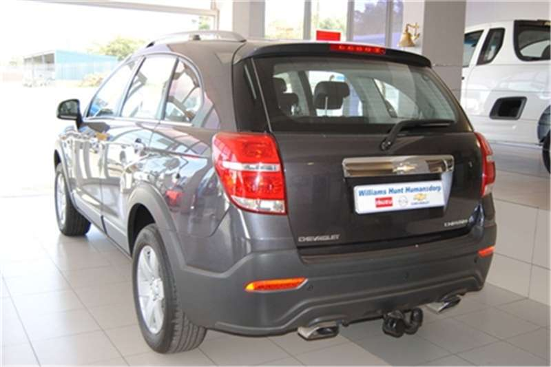 Chevrolet Captiva 2.2D LT 2015