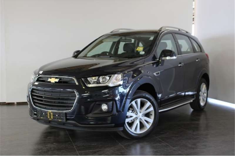 Chevrolet Captiva 2.2D LT 2017