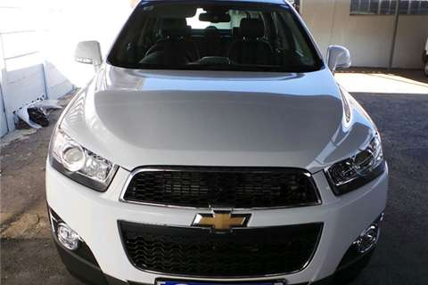 Chevrolet Captiva 2.2D LTZ 4X4 A/T 2012