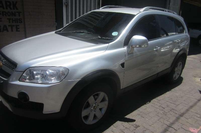 Chevrolet Captiva 2.4 LS 2009