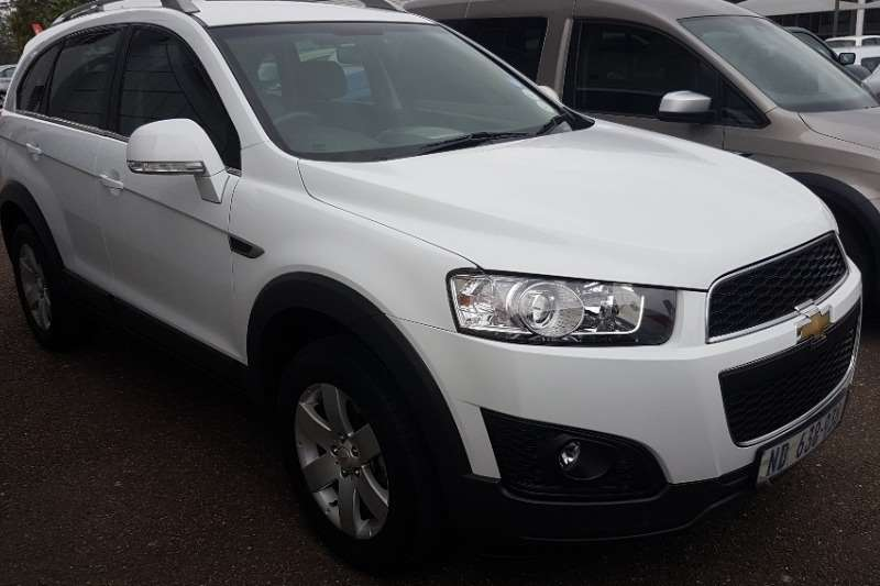 Chevrolet Captiva 2.4 LT 2013