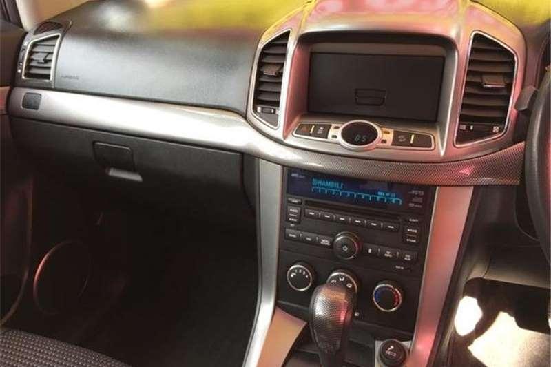 Chevrolet Captiva 2.4 LT auto 2011