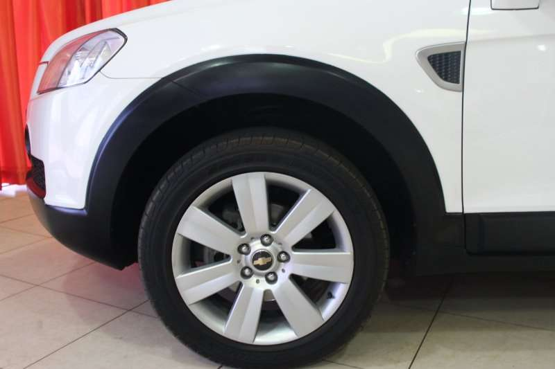 Chevrolet Captiva 3.2 LTZ Awd Auto 2008