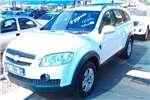 Chevrolet Captiva LT Manual SUV 0