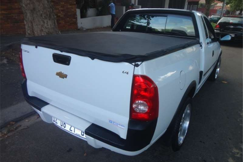 2011 Chevrolet Corsa Utility 1.4 Single cab Bakkie Cars ...