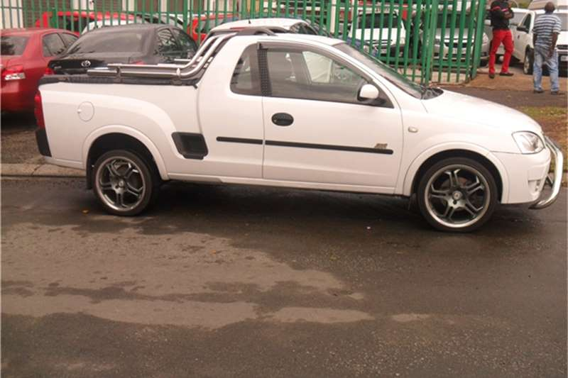 2011 chevrolet corsa utility 1 6 manual 2 door cars for sale in gauteng r 95 000 on auto mart. Black Bedroom Furniture Sets. Home Design Ideas