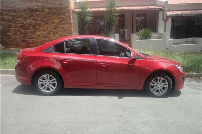 2014 chevrolet cruze 1 8ls sedan cars for sale in gauteng r 150 000 on auto mart. Black Bedroom Furniture Sets. Home Design Ideas
