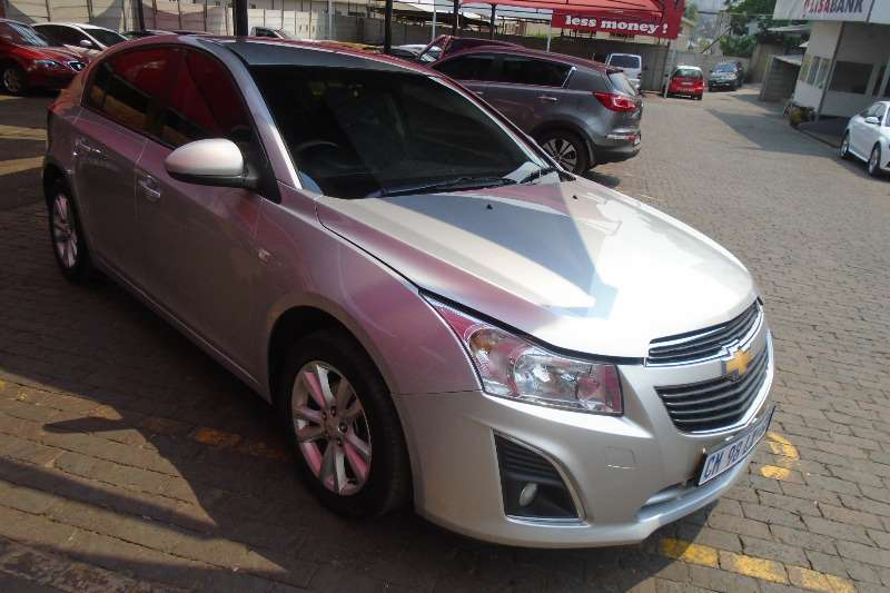 Chevrolet Cruze Cruze hatch 1.6 LS 2013