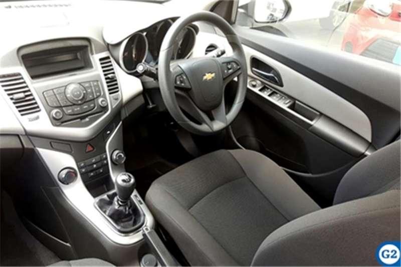 Chevrolet Cruze sedan 1.6 L 2016