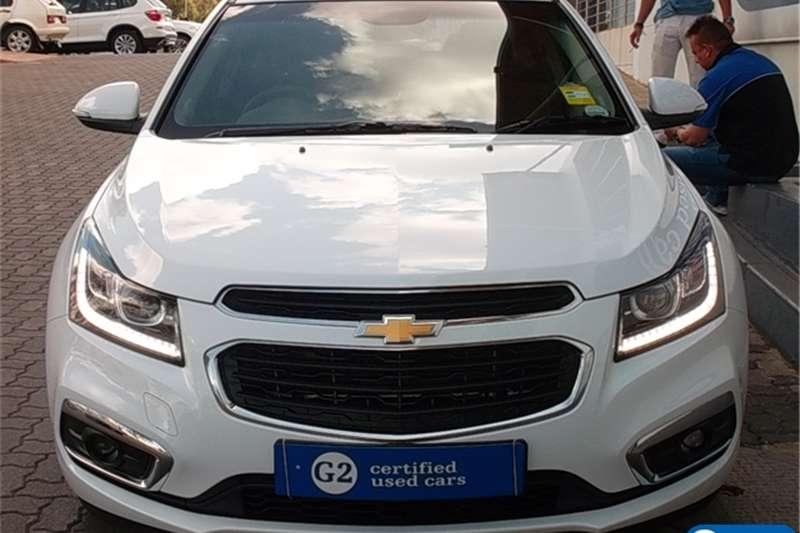 Chevrolet Cruze sedan 1.6 LS 2017