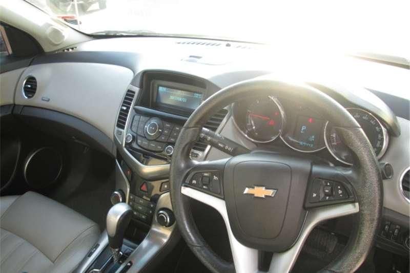 Chevrolet Cruze sedan 2.0D LT 2013