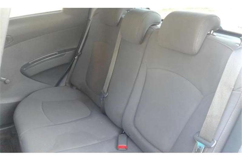 Chevrolet Spark 1.2 2013