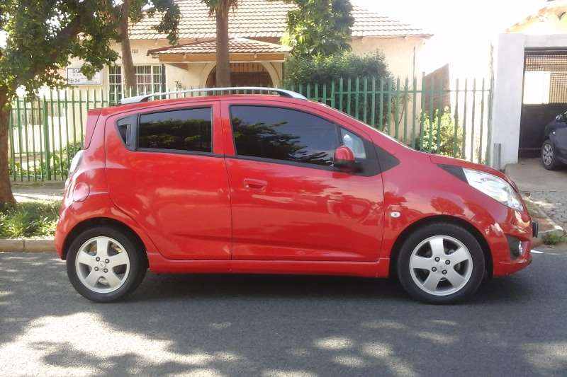 chevy spark manual for sale