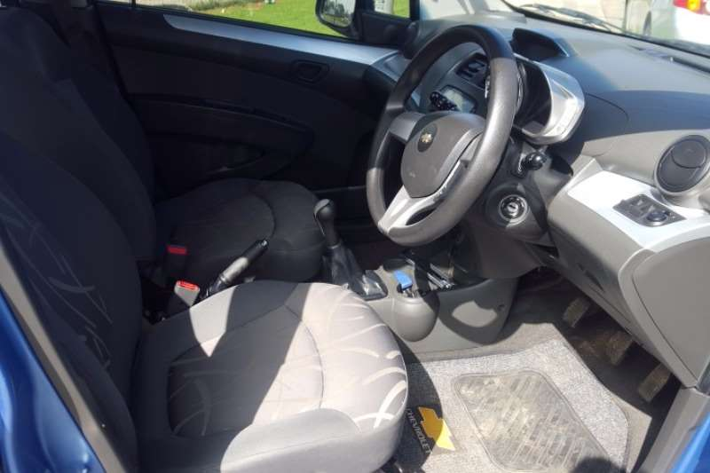Chevrolet Spark 1.2 Pronto panel van 2014