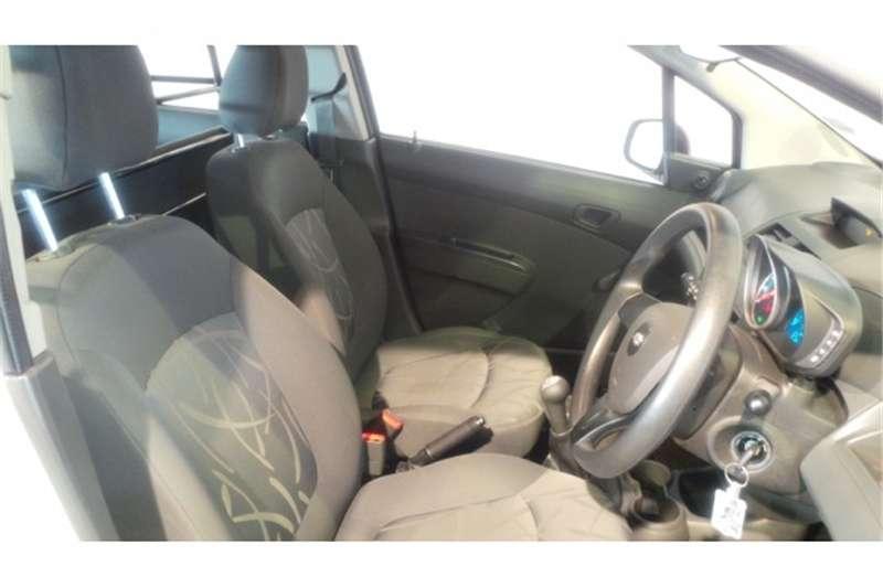 Chevrolet Spark 1.2 Pronto panel van 2017