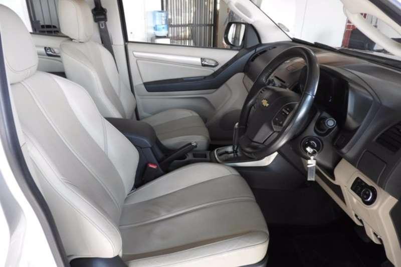 Chevrolet TRAILBLAZER 2.8D LTZ auto 2013