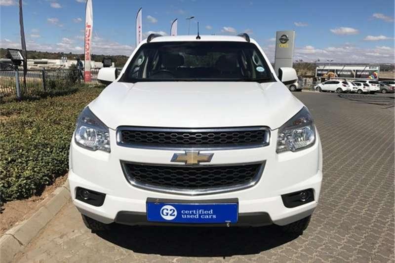 Chevrolet TRAILBLAZER Trailblazer 2.5D LT 2013