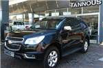 Chevrolet TRAILBLAZER Trailblazer 2.8D 4x4 LTZ auto 2013
