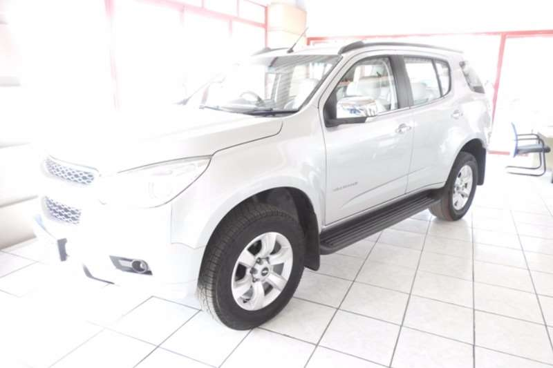 Chevrolet TRAILBLAZER Trailblazer 2.8D LTZ auto 2013