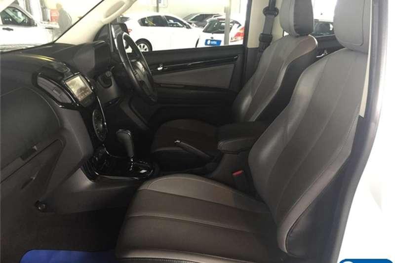 Chevrolet TRAILBLAZER Trailblazer 2.8D LTZ auto 2016